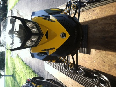Picture of 2009 Ski-Doo MXZ 800
