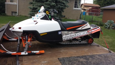 Picture of 2009 Arctic Cat Crossfire 800