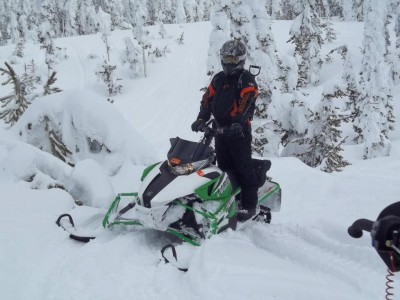 Picture of 2012 Arctic Cat M8 700