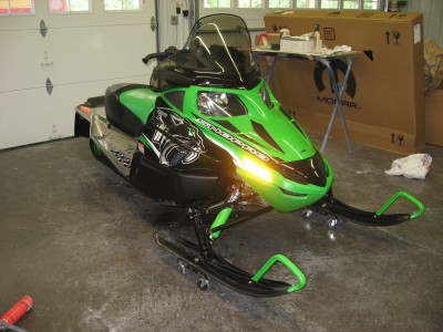 Picture of 2011 Arctic Cat F6 600