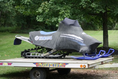 Picture of 2006 Yamaha Attak 1000