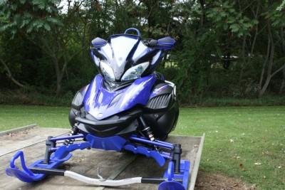 Picture of 2006 Yamaha Attak 1000