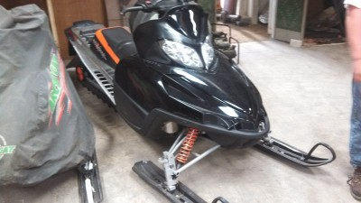 Picture of 2007 Arctic Cat M1000 1000