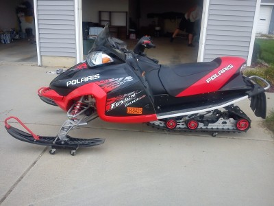 Picture of 2006 Polaris Fusion 600