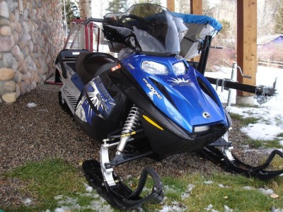 Picture of 2006 Ski-Doo Summit 800