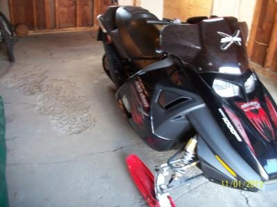 Picture of 2006 Ski-Doo Mach Z 1000