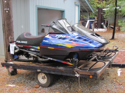 Picture of 1998 Polaris RMK 700