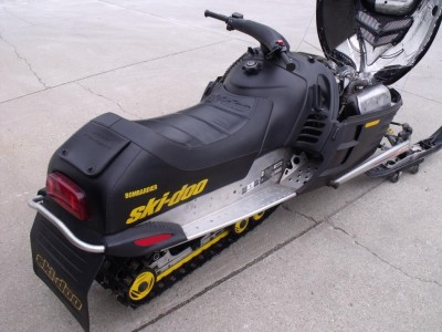 Picture of 2002 Ski-Doo Mach Z 800