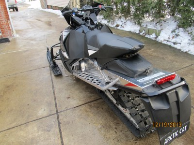 Picture of 2014 Arctic Cat ZR 1100