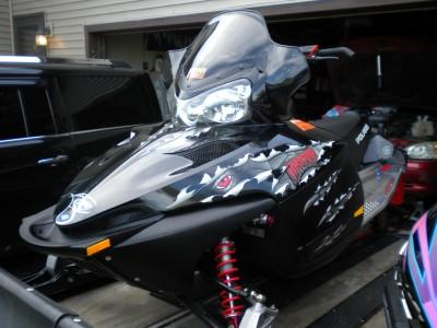Picture of 2007 Polaris Dragon 700