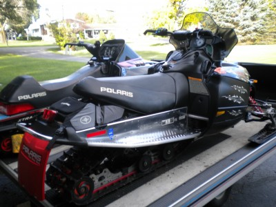 Picture of 2007 Polaris Dragon 700