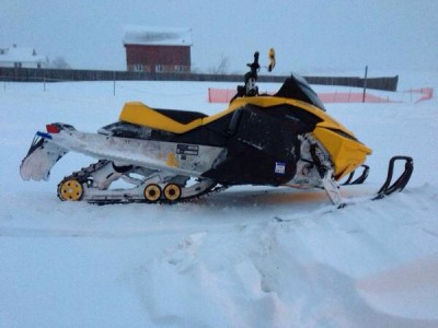 Picture of 2009 Ski-Doo MXZ Adrenaline 800