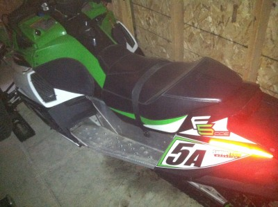 Picture of 2008 Arctic Cat F5 500