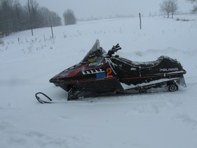 Picture of 1992 Polaris Indy 650
