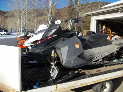 Picture of 2008 Ski-Doo Summit 800