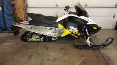 Picture of 2011 Ski-Doo TNT 800