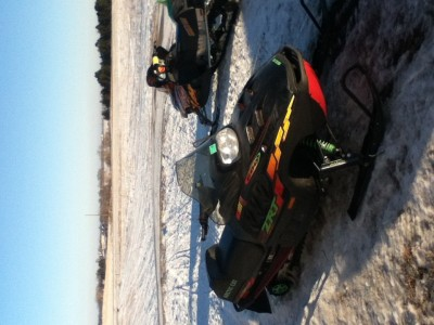 Picture of 2001 Arctic Cat ZRT 600