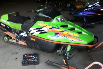 Picture of 1997 Arctic Cat ZR 580