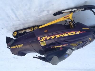 Picture of 1999 Ski-Doo Formula Z 583