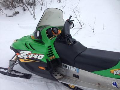 Picture of 2005 Arctic Cat Z 440