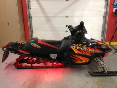 Picture of 2007 Arctic Cat Crossfire 500