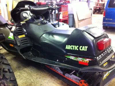 Picture of 2001 Arctic Cat ZR 800