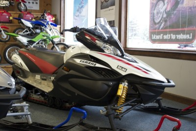 Picture of 2008 Yamaha Apex 1000