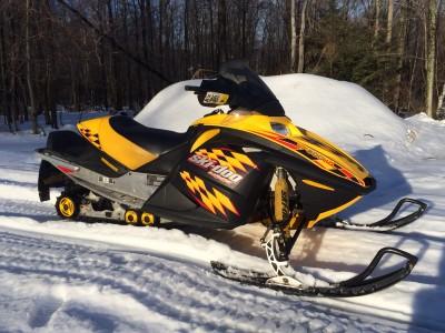 Picture of 2004 Ski-Doo MXZ Adrenaline 800