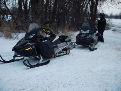 Picture of 2009 Ski-Doo MXZ Renegade 1200