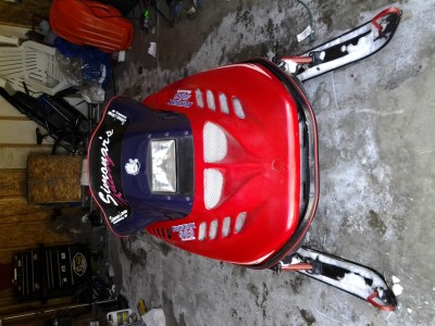 Picture of 1994 Ski-Doo Formula Z 583