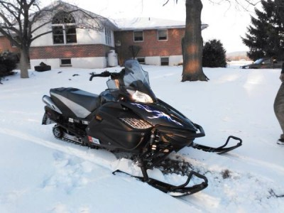 Picture of 2007 Yamaha Apex 1000