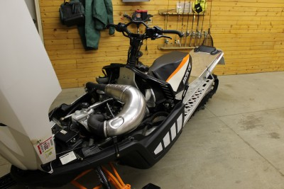 Picture of 2011 Arctic Cat M8 800
