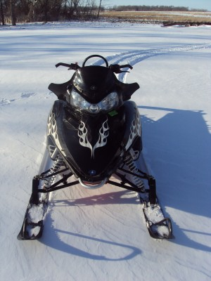 Picture of 2009 Polaris RMK SHIFT 600