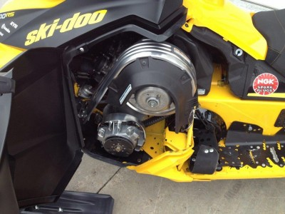 Picture of 2014 Ski-Doo MXZ X 600