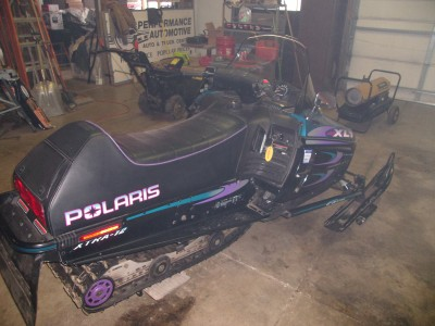 Picture of 1998 Polaris XLT 600