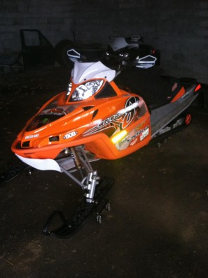Picture of 2007 Arctic Cat Crossfire 800