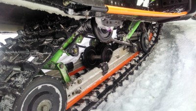 Picture of 1997 Arctic Cat ZR 440