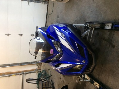Picture of 2002 Yamaha Viper 700