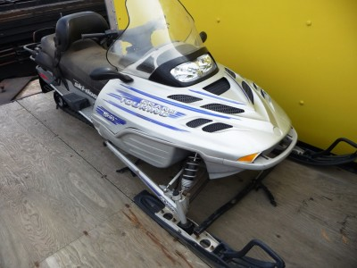 Used Yamaha Snowmobile Parts For Sale