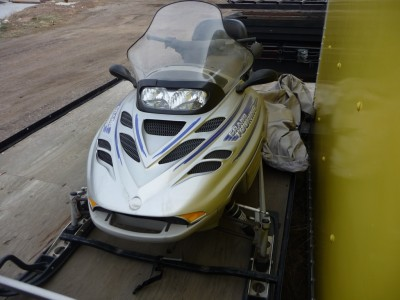 Picture of 2002 Ski-Doo Grand Touring 500