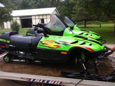 Picture of 2001 Arctic Cat Z 370