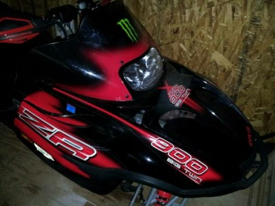 Picture of 2004 Arctic Cat ZR 900