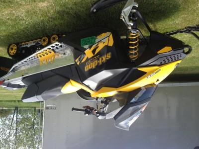 Picture of 2010 Ski-Doo MXZ Trail 600
