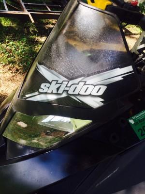 Picture of 2009 Ski-Doo MXZ Adrenaline 800