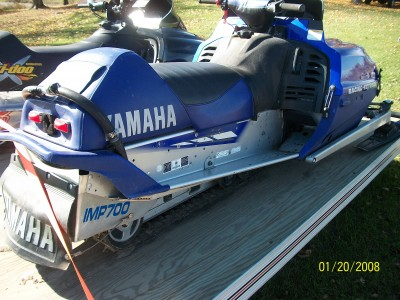 Picture of 2002 Yamaha SRX 700