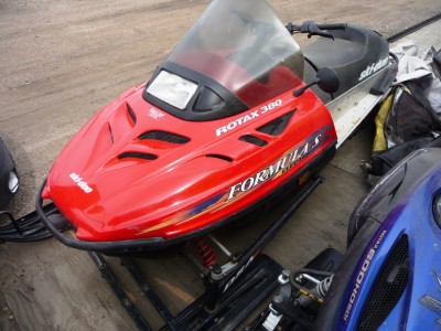 Picture of 1998 Ski-Doo Formula S 380
