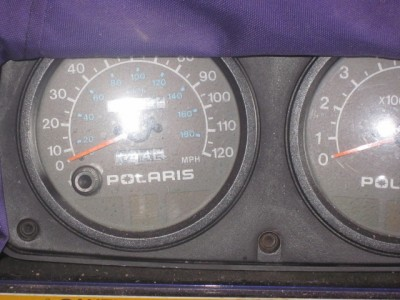 Picture of 1997 Polaris XLT Special 600