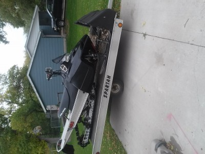 Picture of 2009 Polaris Dragon RMK 800