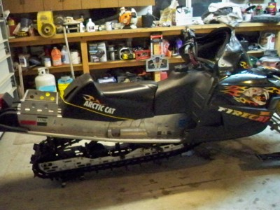 Picture of 2003 Arctic Cat F7 700