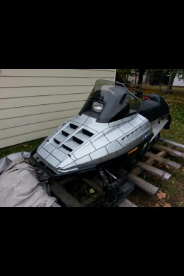 Picture of 1996 Polaris XLT 600